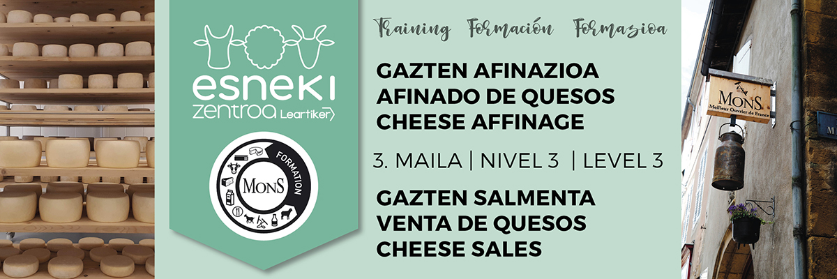 Cheese Affinage and Sales - Level 3