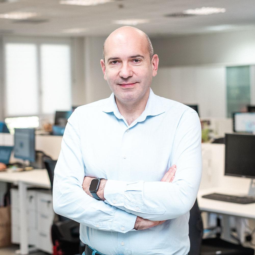 Jose Javier Egurrola